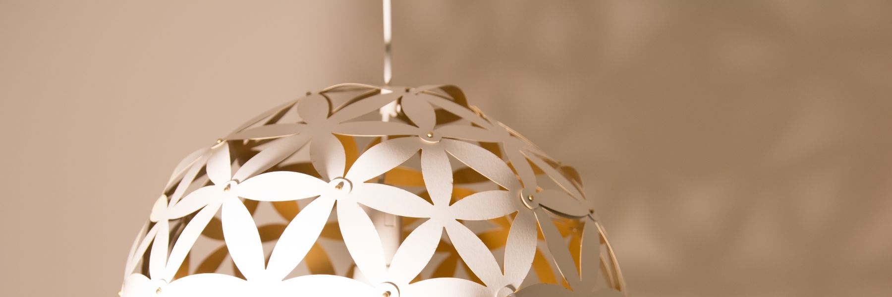 Our pendant lights - read more.